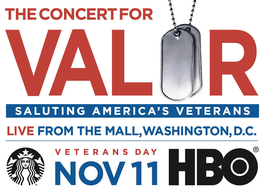 Metallica, Springsteen, Dave Grohl Lead Concert for Valor