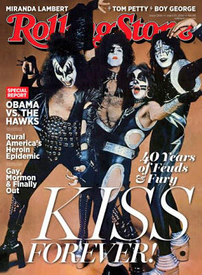 KISS.Rolling Stone cover.03-14